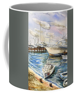 Near The Harbour 2 Coffee Mug