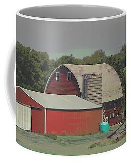 Nebraska Farm Life - The Family Farm Coffee Mug