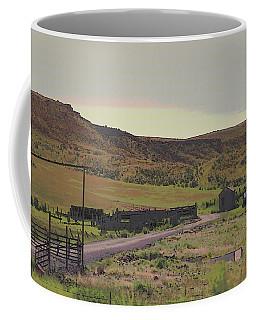 Nebraska Farm Life - The Paddock Coffee Mug