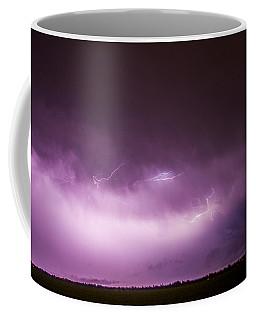 Nebraska Night Thunderstorms 013 Coffee Mug
