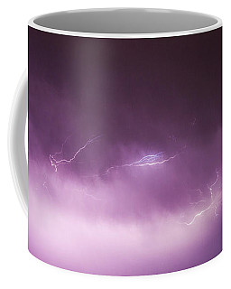 Nebraska Night Thunderstorms 013 Coffee Mug