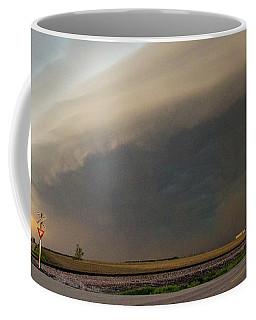 Nebraska Thunderstorm Eye Candy 026 Coffee Mug