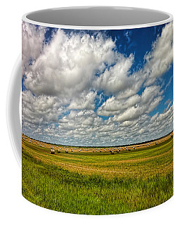 Nebraska Wheat Fields Coffee Mug