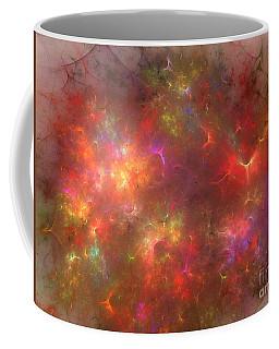 Nebula Coffee Mug by Kim Sy Ok