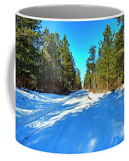 Necedah Wildlife Refuge, As Far As You Can See Coffee Mug