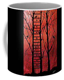 Neck Of The Woods I Coffee Mug by Gary Bodnar