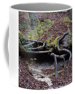 Need A Cave? Coffee Mug by Warren Thompson