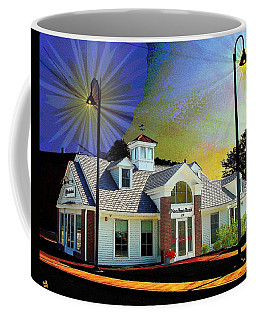 Needham Bank Ashland Ma Coffee Mug