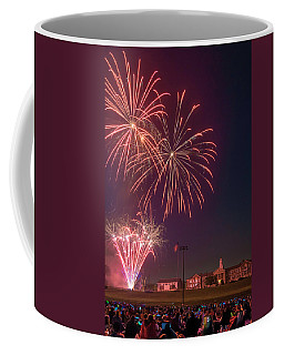 Needham Celebrates The 4th Of July Coffee Mug