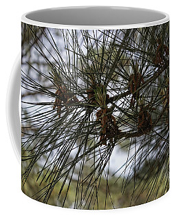 Needles Attached Coffee Mug
