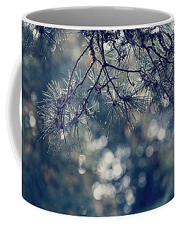 Needles N Droplets Coffee Mug