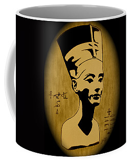 Nefertiti Egyptian Queen Coffee Mug