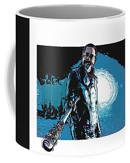 Negan Coffee Mug by Antonio Romero