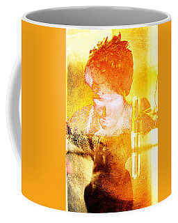 Negative Reflection Coffee Mug