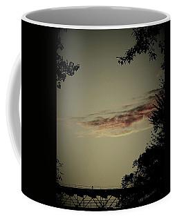 Negative Space Coffee Mug