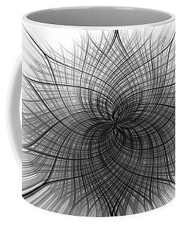 Coffee Mug featuring the digital art Negativity by Carolyn Marshall