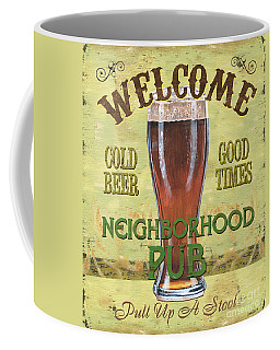 Neighborhood Pub Coffee Mug