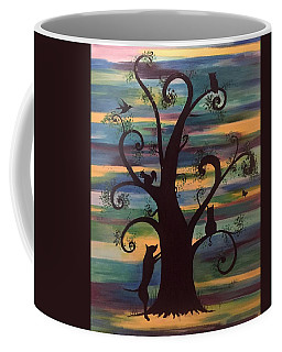 Neighborhood Tree Coffee Mug