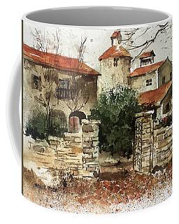 Neighbors Gate Coffee Mug