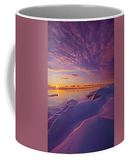 Coffee Mug featuring the photograph Neither The World Above Nor Below by Phil Koch