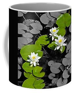 Nenuphar Coffee Mug by Gina Dsgn