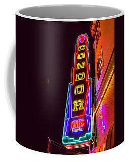 Neon Condor San Francisco Coffee Mug