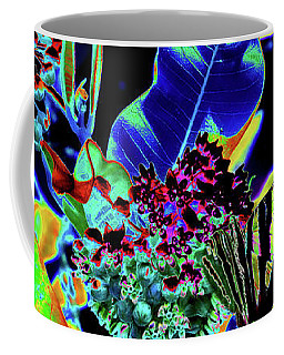 Neon Nature Coffee Mug