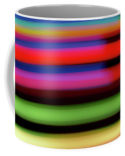 Neon Stripe Coffee Mug