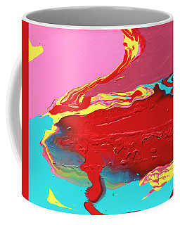Neon Tide Coffee Mug