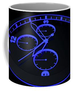 Neon Watch Face Coffee Mug