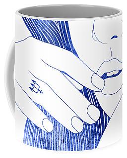 Nereid Xxxi Coffee Mug