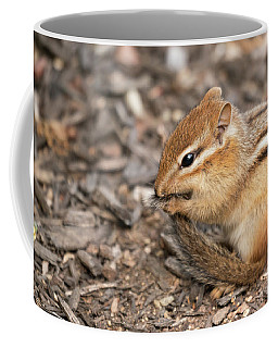 Coffee Mug featuring the photograph Nervous Habit by Brian Hale