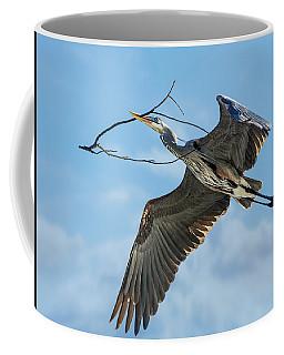Nest Builder Coffee Mug