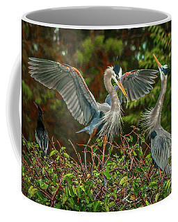 Nest Landing Coffee Mug