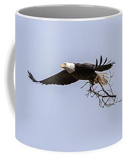 Nesting Materials 1 Coffee Mug