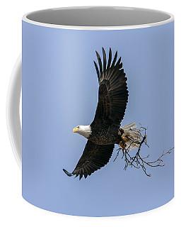 Nesting Materials 2 Coffee Mug