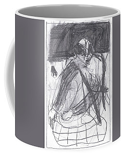 Net Landscape Coffee Mug