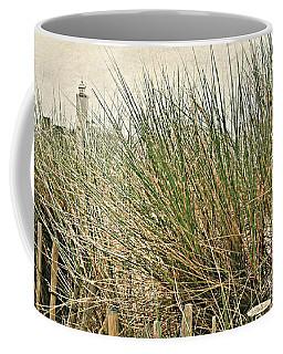 Netherlands - Dunes And Lighthouse Coffee Mug