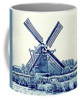Netherlands - Dutch Windmill Coffee Mug