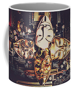 Network Of Anons Coffee Mug