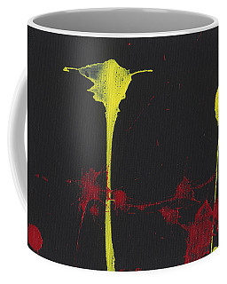 Neurological Conflict Coffee Mug by Phil Strang