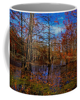 Neuse River Backwater Coffee Mug