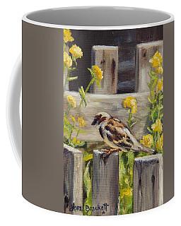 Nevada City Garden Coffee Mug