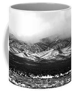Nevada Snow Coffee Mug