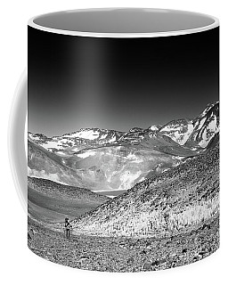 Nevado Ojos Del Salado Coffee Mug