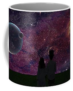 Never Alone Part 2 Coffee Mug