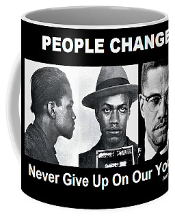 Never Give Up On Our Youth Coffee Mug