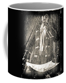 Never Neverland Captain Hook Coffee Mug