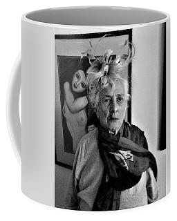 Never Off Stage  Coffee Mug