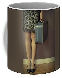 Never To Look Back Coffee Mug